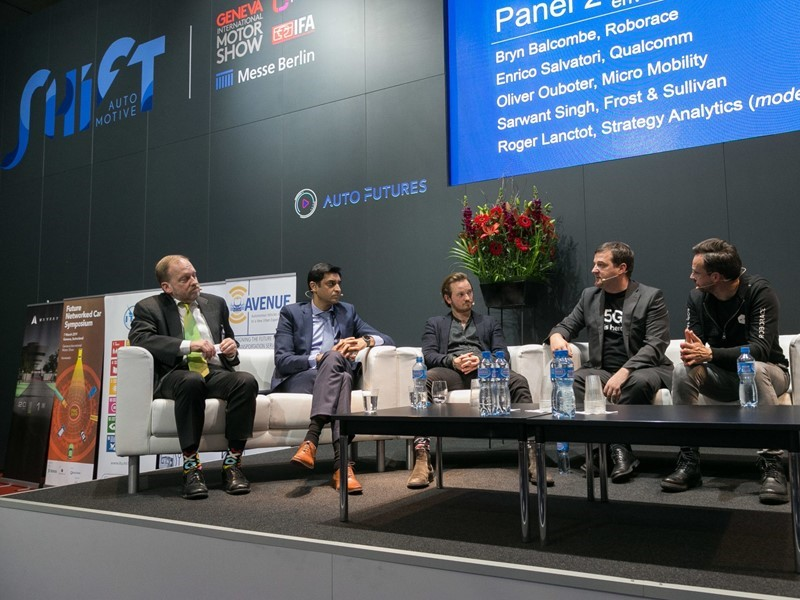 Shift AUTOMOTIVE: How are new technologies changing the way in which we think, live, and drive?