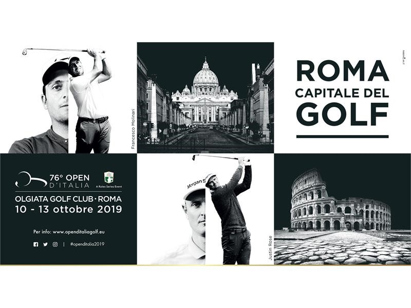GLS Official Supplier 76° Open d'Italia