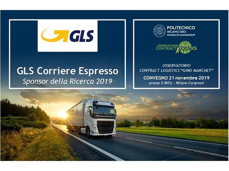 GLS parteciperà al Convegno di presentazione dei risultati della Ricerca 2019 dell'Osservatorio Cont