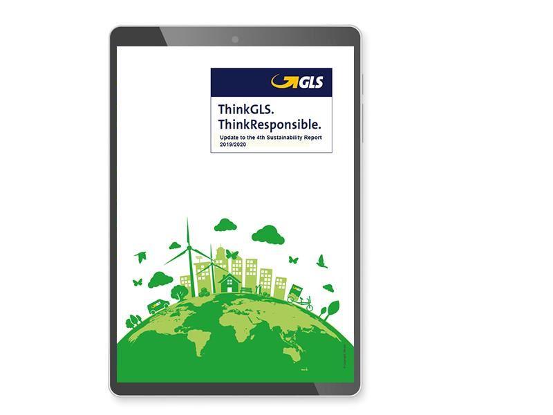 """Aggiornamento 4° rapporto di sostenibilità """"ThinkGLS. ThinkResponsible."""""""