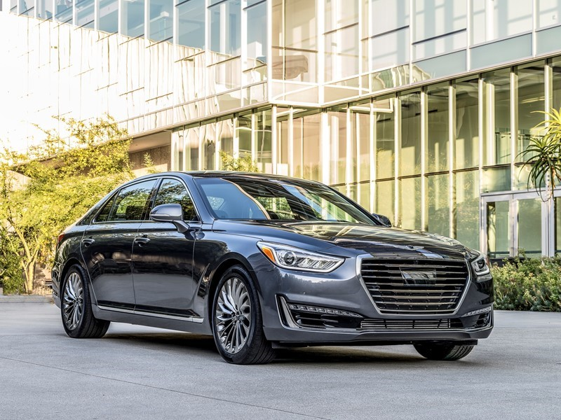 GENESIS G90 DECLARED MOST LOVED LUXURY CAR IN STRATEGIC VISION STUDY; BRAND RATED SECOND OVERALL