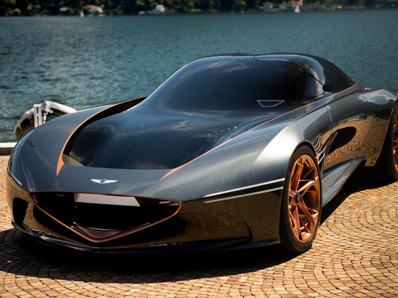 GENESIS ESSENTIA CONCEPT MAKES CONCOURS DEBUT AT CONCORSO D'ELEGANZA VILLA D'ESTE