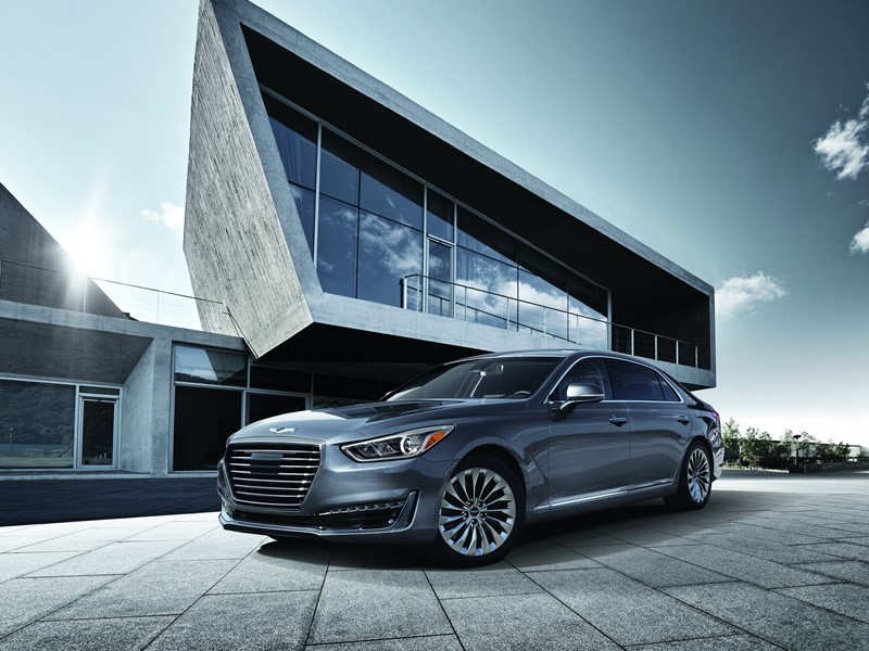 GENESIS AWARDED TOP LUXURY BRAND BY AUTOPACIFIC; G90 WINS AUTOPACIFIC VSA FOR LUXURY CAR