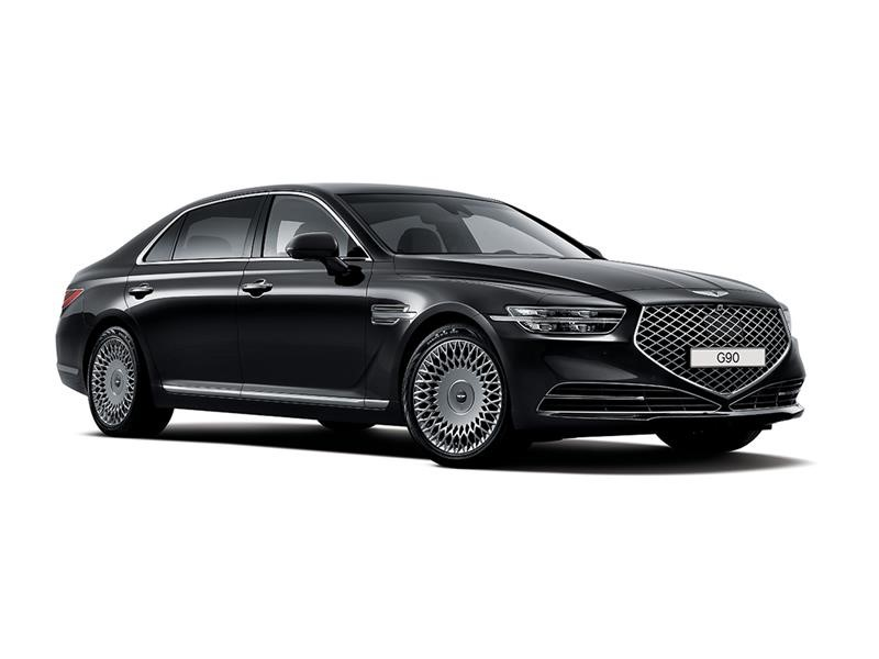 GENESIS INTRODUCES REDESIGNED G90 FLAGSHIP SEDAN