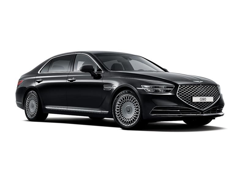 REDESIGNED 2020 G90 PRESENTED IN NORTH AMERICAN DEBUT AT MONTREAL INTERNATIONAL AUTO SHOW