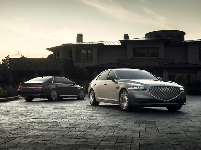 2020 GENESIS G90: A FULL MODEL CHANGE AT MID-CYCLE