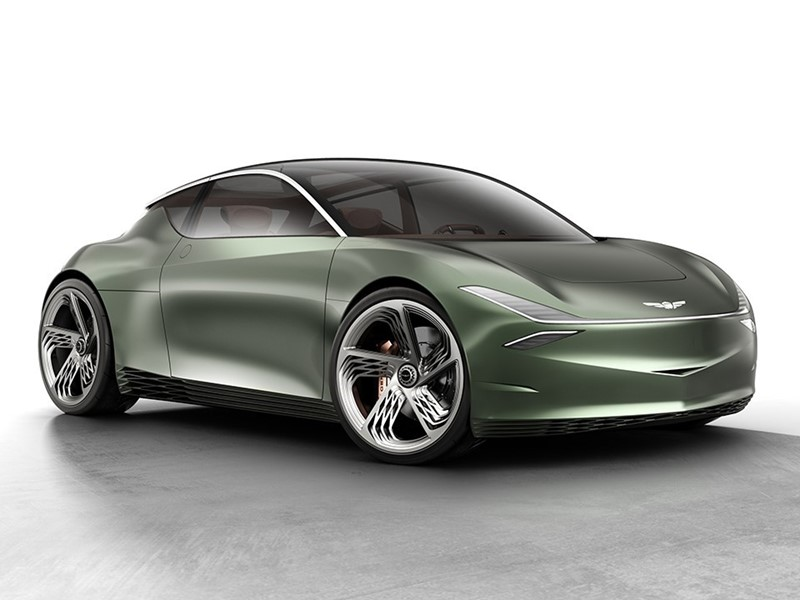 2020 GENESIS G90 AND MINT CONCEPT NAMED GOOD DESIGN® AWARDS WINNERS