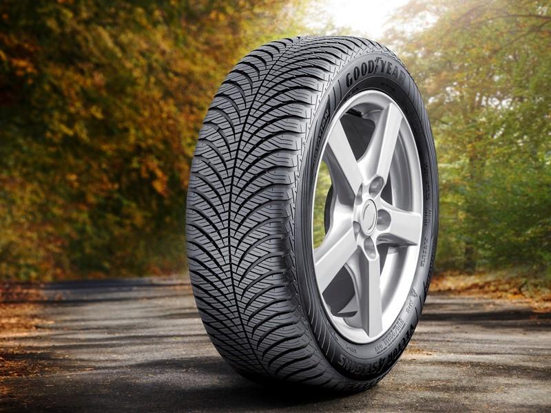 Goodyear's Vector 4Seasons Gen-2 commended as 'Exemplary' in latest Auto Bild allrad All Season tire