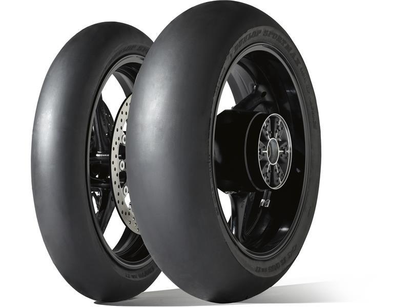 Winner in races, Winner in tests. New Dunlop GP Racer D212 wins Performance Bikes Tyre Test