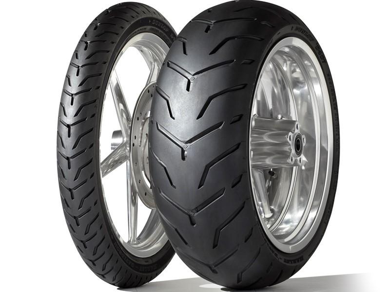 Dunlop achieves the 10 million Harley-Davidson tyre milestone