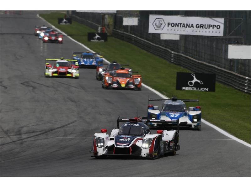 Highly competitive European Le Mans moves to Belgium for penultimate round