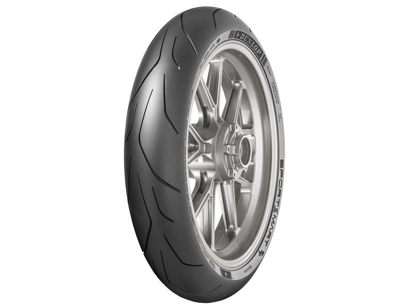 Dunlop SportSmart TT – race winning technologies for track & road