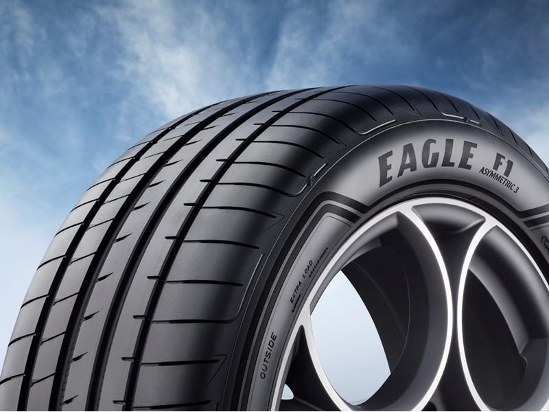 Jaguar chooses new Goodyear Eagle F1 Asymmetric 3 SUV as OE fitment for Jaguar E-PACE