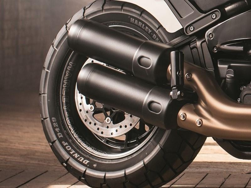 Dunlop: Strong presence at Harley-Davidson 'Festival of Freedom'