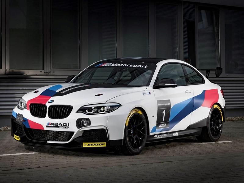 BMW Motorsport and Dunlop extend Cup partnership