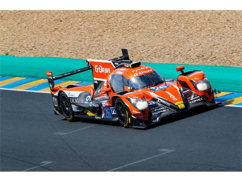 The story and numbers behind G-Drive Racing's 2018 European Le Mans Series title