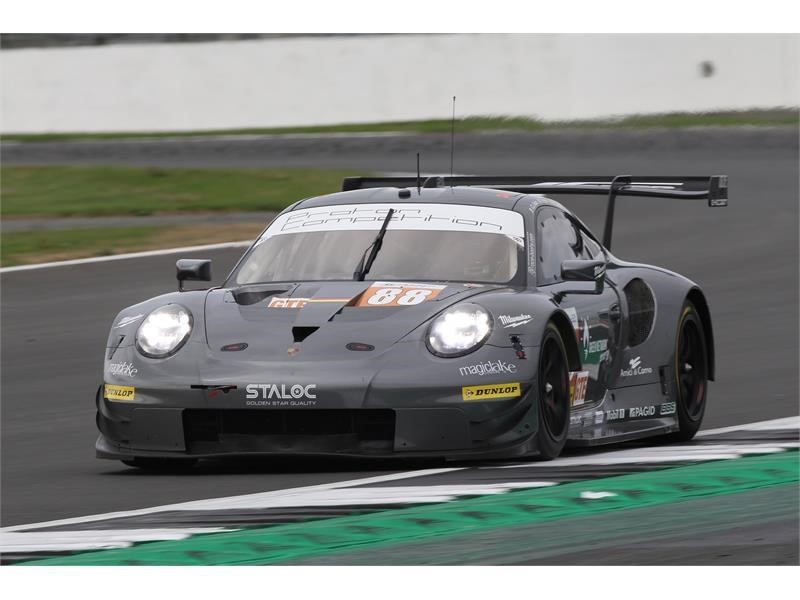 2018 European Le Mans Series all-Dunlop GTE title to be decided in Portugal