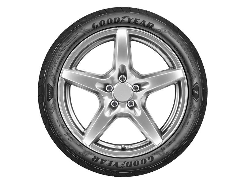 Goodyear's ultimate all-rounder: new Eagle F1 Asymmetric 5 combines luxurious comfort with superior