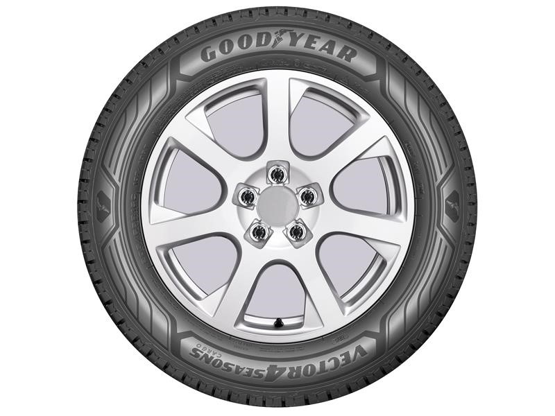 New Goodyear Vector 4Seasons Cargo tire means reduced cost of ownership