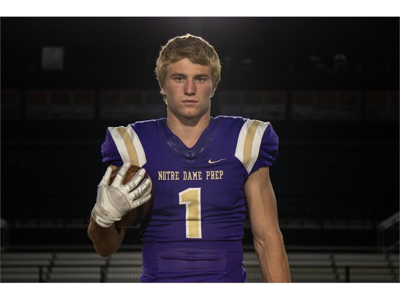 Jake Smith Named 2018-19 Gatorade National Football Player of the Year