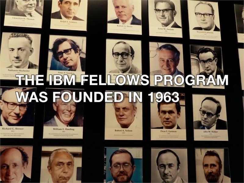 IBM Bestows Prestigious Technical Honor to 11 New Fellows