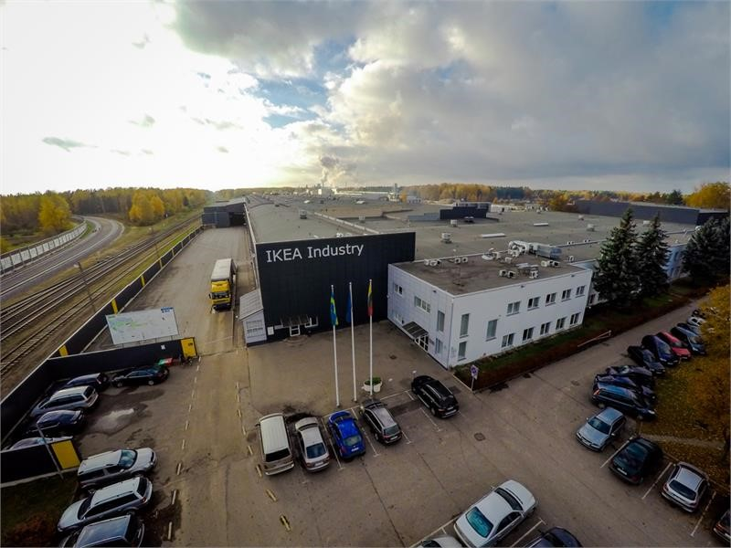 IKEA Industry invests in Kazlų Rūda furniture production