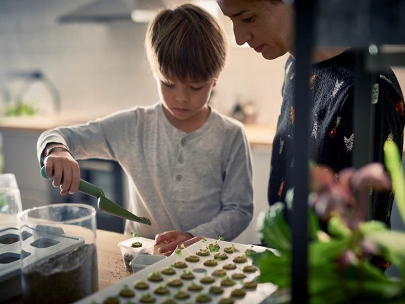 IKEA takes sustainable living to a new level, with new commitments to become people and planet posit