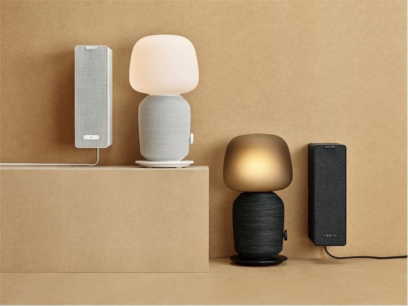 SYMFONISK is here – IKEA and Sonos to rethink the way we use sound and light