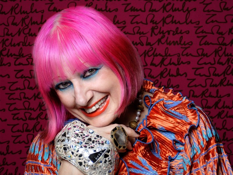 IKEA to explore pattern and colour with Zandra Rhodes