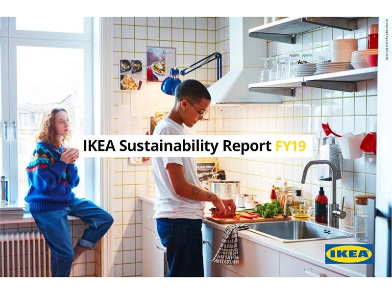Breaking the trend: IKEA reports a decrease in climate footprint