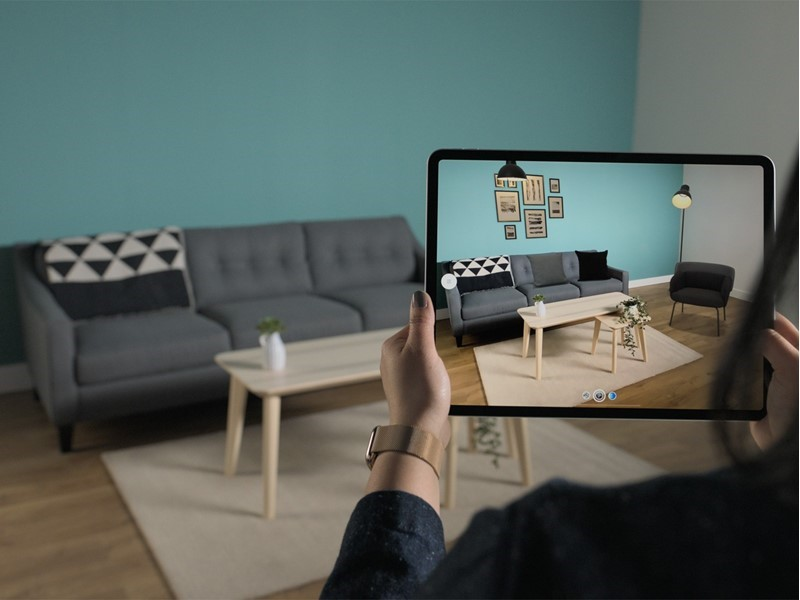 IKEA to launch new AR capabilities for IKEA Place on new iPad Pro