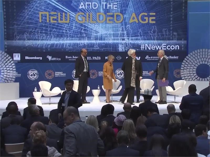 IMF: Cooperation Important to Ensure Digital Economy Delivers