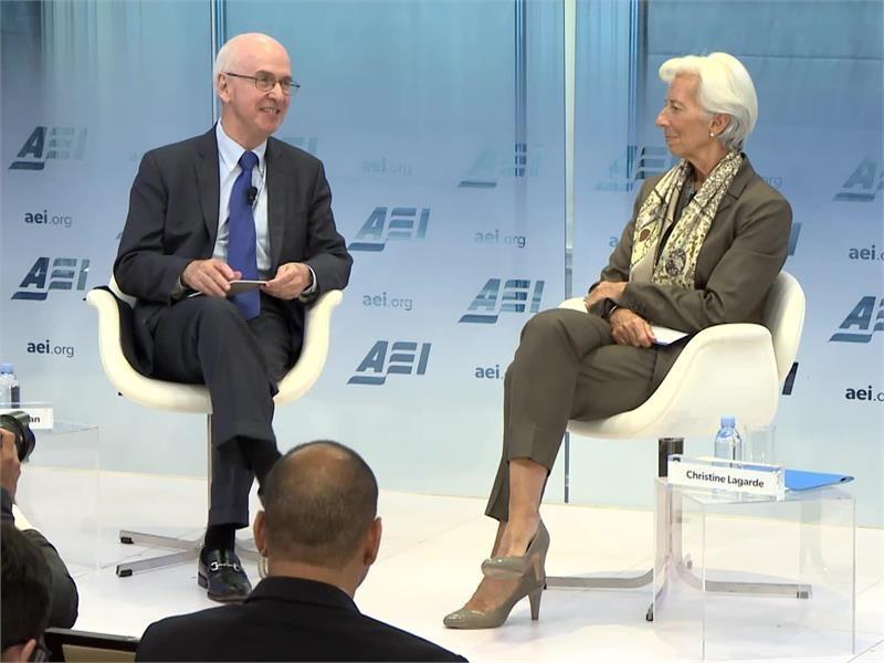 IMF Lagarde / Trade / Global Economy / Venezuela