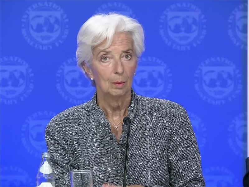 IMF Lagarde / Trade / US Economy