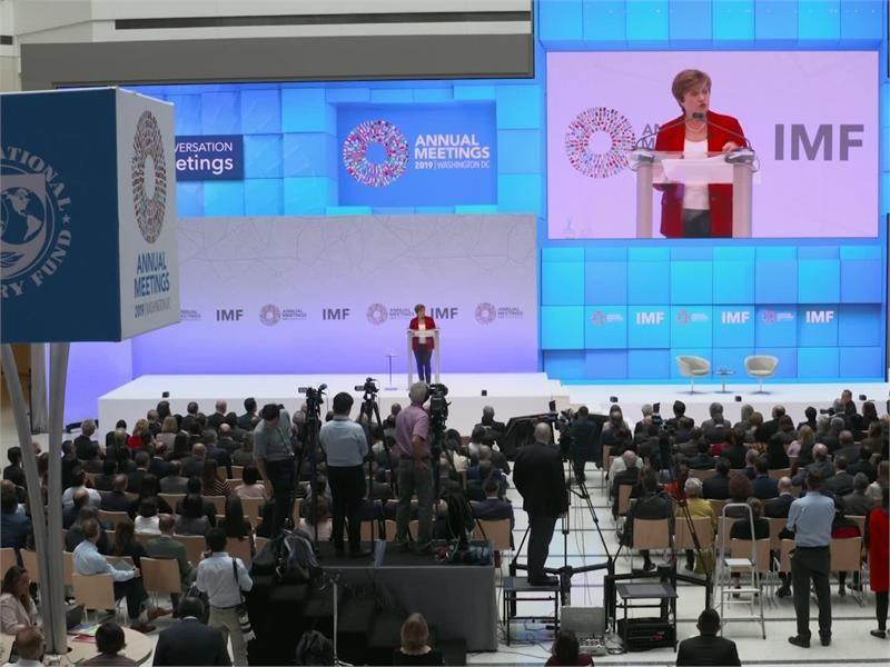 IMF Georgieva Trade Economy