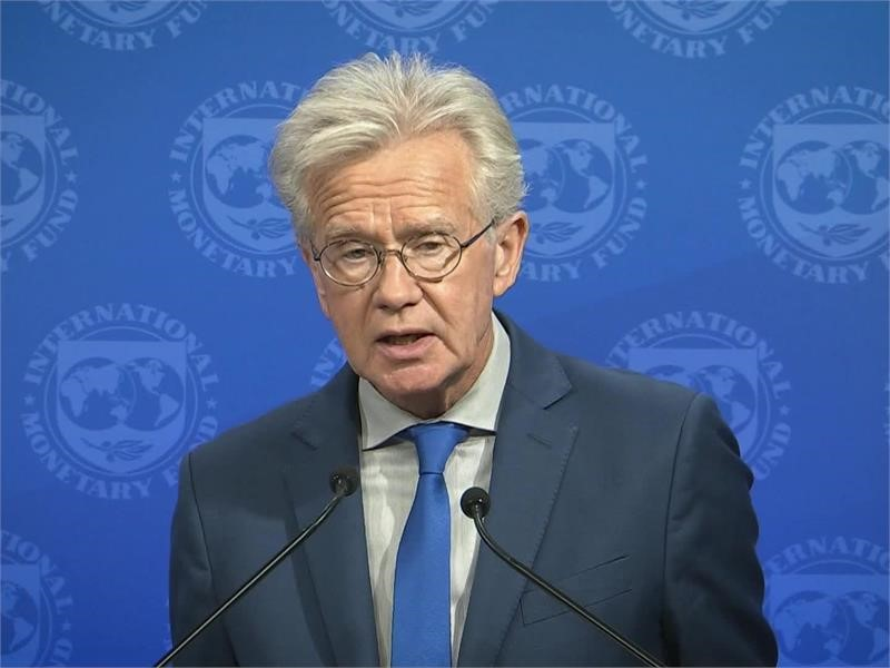 IMF Argentina / Lebanon / US China Trade