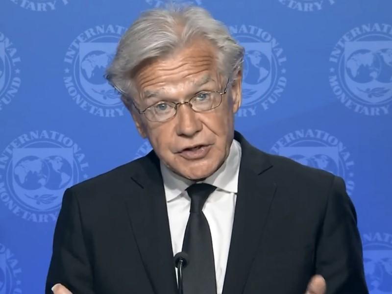 IMF Africa / India / ECB / Trade