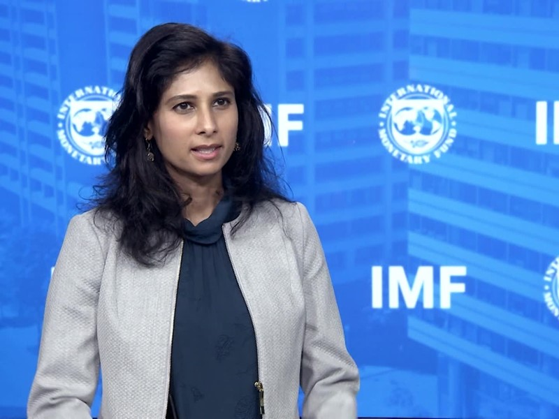 IMF WEO Update Key Messages