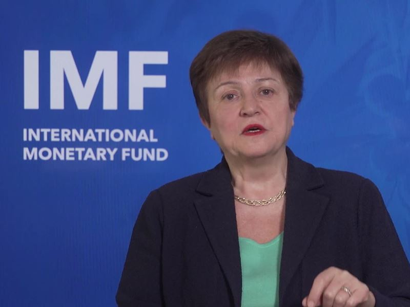 IMF / IMF Managing Director 2021 Outlook and Priorities