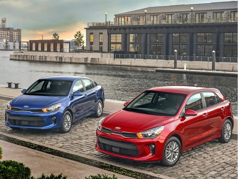 Kia Motors America Announces 2018 Rio Pricing