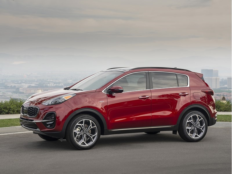 2020 Kia Sportage Debuts at Chicago Auto Show