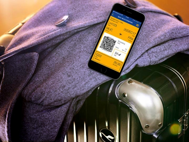 Automatic check-in for a relaxed start your journey