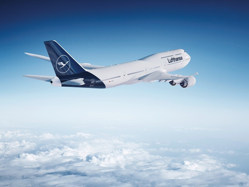 Heritage meets the future. Lufthansa presents a new brand design.