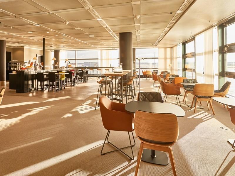 Lufthansa erweitert Lounge Angebot am Frankfurter Flughafen