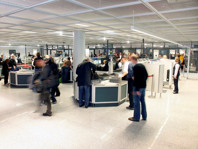 Verdi-Streik am Frankfurter Flughafen führt am Dienstag zu erheblicher Beeinträchtigung