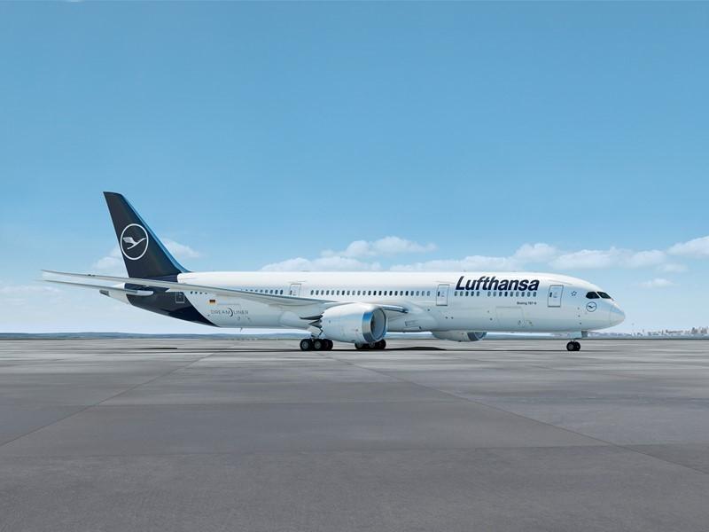 Lufthansa Group bestellt 40 hochmoderne Langstrecken-Flugzeuge der Typen Boeing 787-9 und Airbus A35