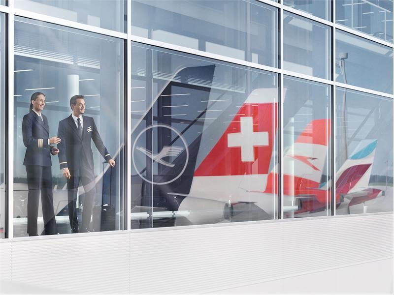 Lufthansa Group erwartet nach schwachem ersten Quartal  steigende Stückerlöse im zweiten Quartal