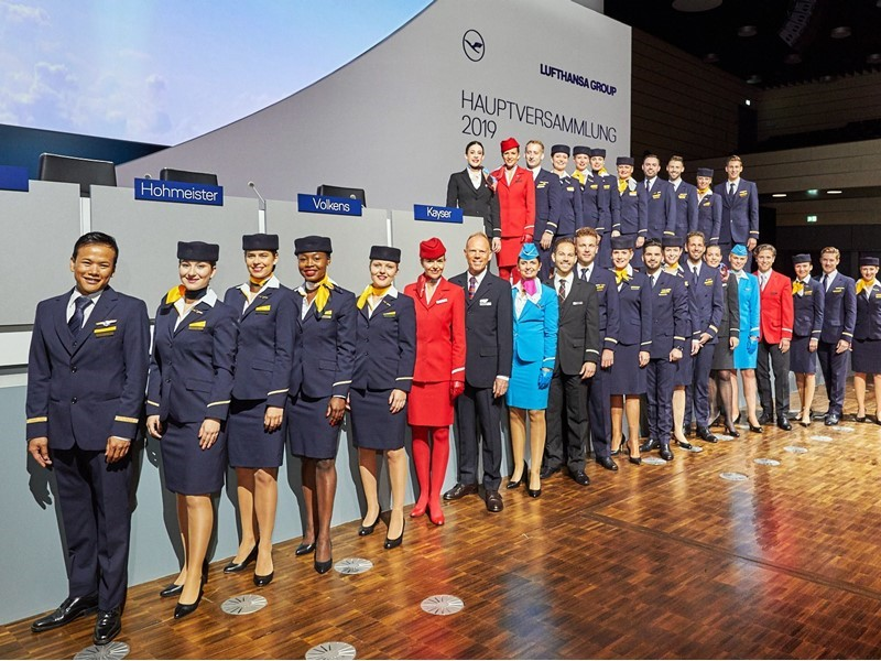 Lufthansa Group focuses on high-quality, responsible growth