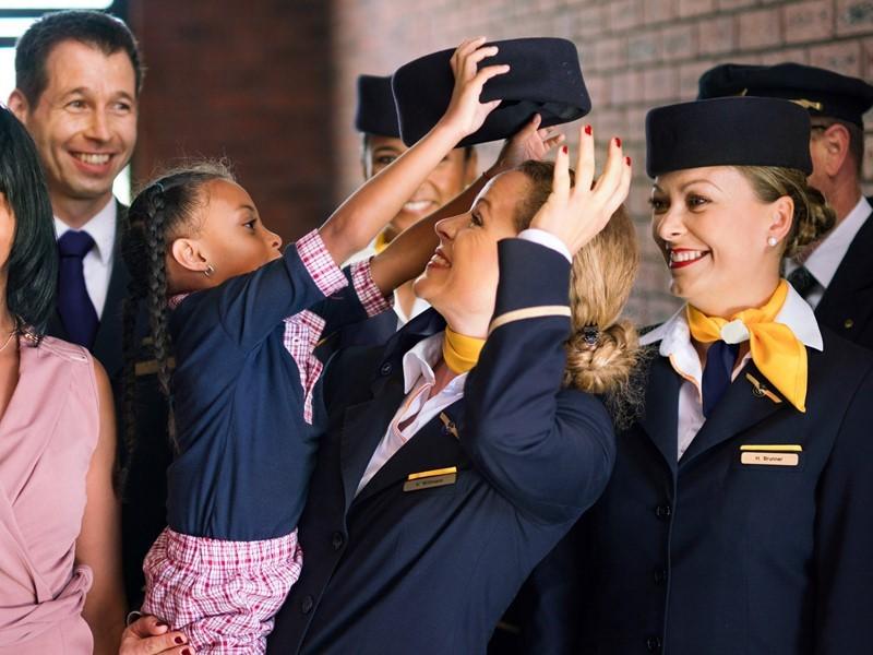 help alliance, die Hilfsorganisation der Lufthansa Group, feiert 20. Geburtstag