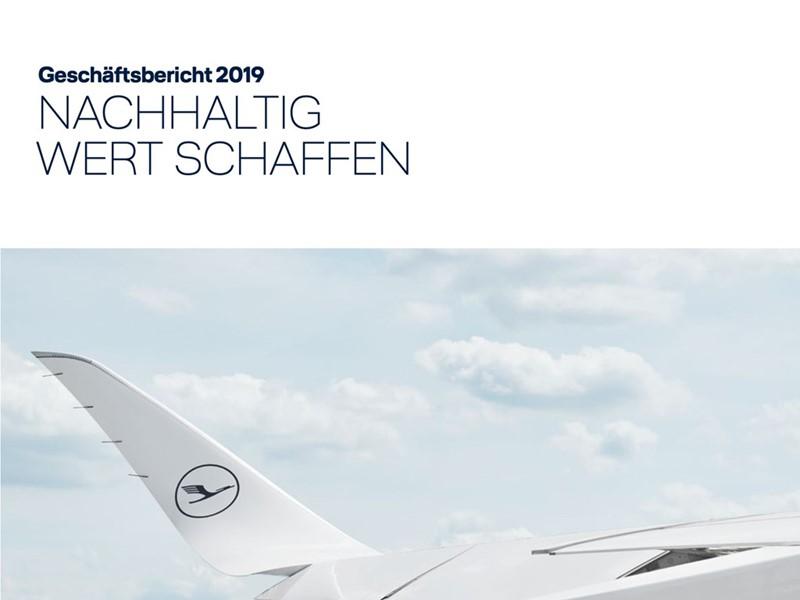 Lufthansa Group erreicht in schwierigem wirtschaftlichen Umfeld bereinigtes EBIT von 2 Milliarden Eu